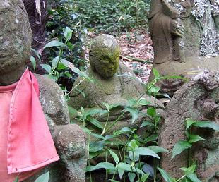 長福寺・石仏